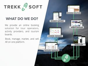 TrekkSoft interview, a software to manage tours and